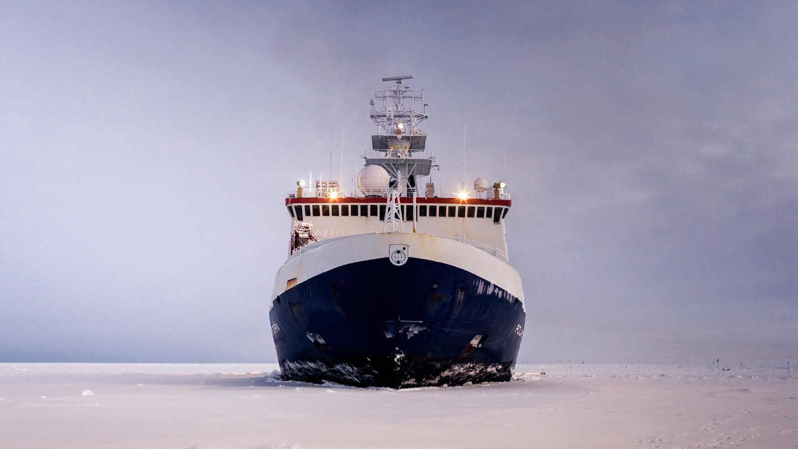 La misión MOSAIC pasará un año en el Ártico para mejorar el conocimiento sobre el cambio climático