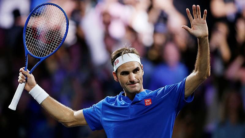 Federer gana a Kyrgios en el 'súper tie-break' decisivo