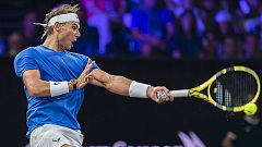 Tenis - Laver Cup 2019. 7º partido individual: Nadal - Raonic