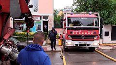 El temporal de lluvia en Girona se cobra la vida de un hombre, que muere ahogado en el bajo de un local