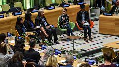 La ONU acoge la primera Cumbre del Clima de la Juventud