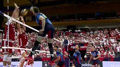 Voleibol - Campeonato de Europa Masculino 1/8 Final: Polonia-España