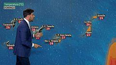 El tiempo en Canarias - 22/09/2019