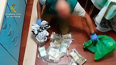 Más de 30 detenidos tras desmantelar una organización dedicada al tráfico de hachís en el Estrecho