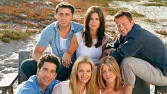 La serie estadounidense 'Friends' cumple 25 años
