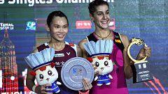 Marín gana el Abierto de China ocho meses después de su grave lesión