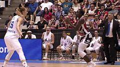 Baloncesto - Supercopa femenina: Spar Citylift Girona-Perfumerías Avenida