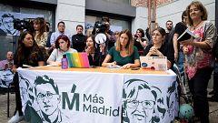 Más Madrid se presentará a las elecciones generales del 10 de noviembre