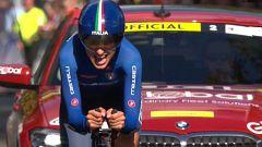 Ciclismo - Campeonato del mundo en ruta contrarreloj junior femenina