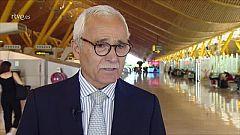 """José E. Seco, expresidente de AENA: """"El tráfico aéreo se duplicará en 20 años"""""""
