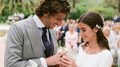 Corazón - Las imágenes de la boda de Feliciano López con Sandra Gago