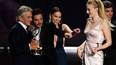 Corazón - Premios Emmy: así fue la alfombra roja