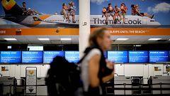 El grupo de viajes Thomas Cook quiebra y deja tiradas a 600.000 personas en todo el mundo