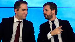 """Casado advierte a Cs de que no unir el voto será """"letal"""" para España"""