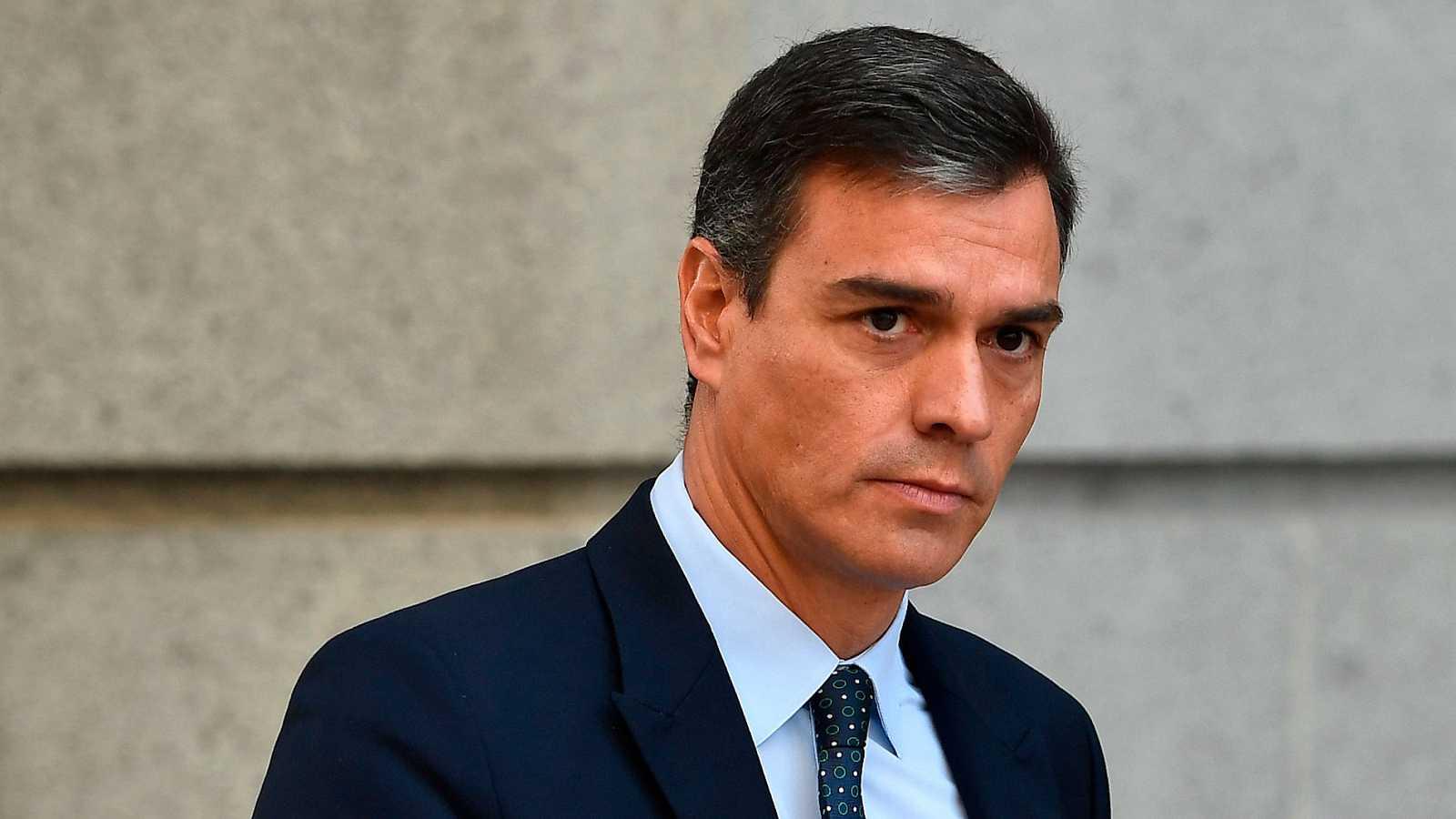 """Sánchez reclama en la ONU acciones """"muy valientes"""" para frenar la emergencia climática en diez años"""