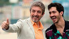 Ricardo y Chino Darín presentan en San Sebastián 'La odisea de los Giles'