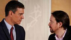 14 horas - Sánchez-Iglesias: crónica de un desencuentro que frustró la XIII legislatura