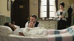 Genoveva rompe a llorar delante de Felipe