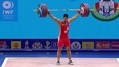 Halterofilia - Campeonato del Mundo 2019. Final 89 kg. masculinos