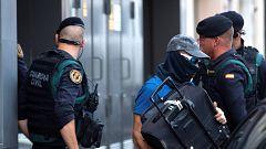 La Fiscalía acusa a los independentistas detenidos de preparar acciones terroristas con explosivos