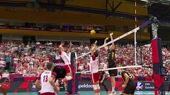 Voleibol - Campeonato de Europa Masculino. 1/4 Final Polonia - Alemania
