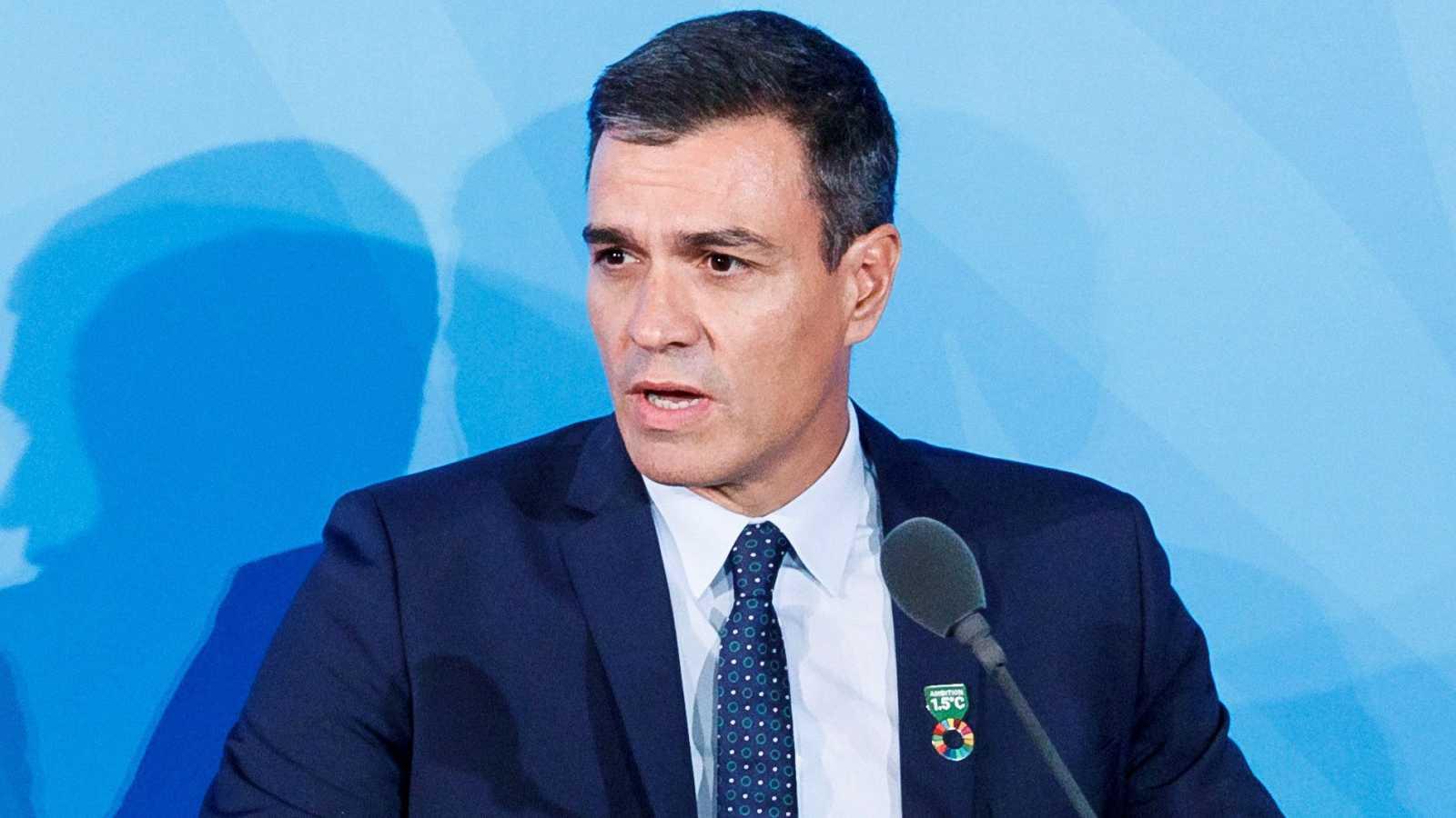 """Sánchez asegura que no le preocupa la irrupción de Errejón al que ve más """"posibilista"""" que a Podemos"""
