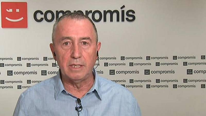 """Compromís defiende la opción de concurrir con Errejón como una """"alternativa para los votantes cabreados"""""""