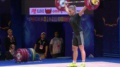 Halterofilia - Campeonato del Mundo 2019. Final 71 kg. femeninos