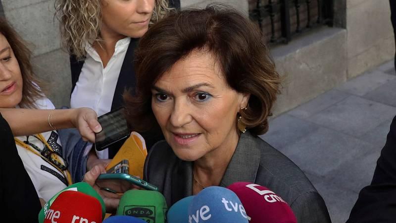 """El Gobierno quiere exhumar a Franco """"cuanto antes"""","""