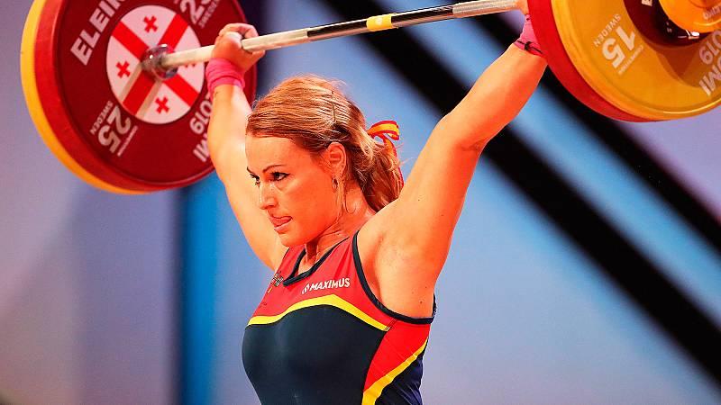 La española Lydia Valentín, campeona olímpica, mundial y europea, competirá este miércoles en el Mundial de halterofilia de Tailandia, donde aspira a subirse de nuevo a un podio mundial.