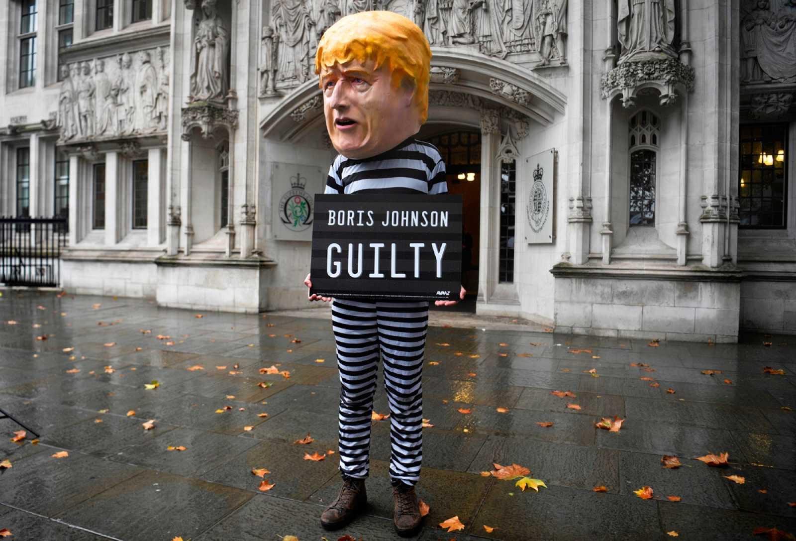 El Supremo británico declara inconstitucional el cierre de Westminster