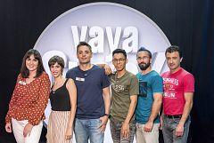 Vaya Crack- Roberto Leal nos presenta a los concursantes