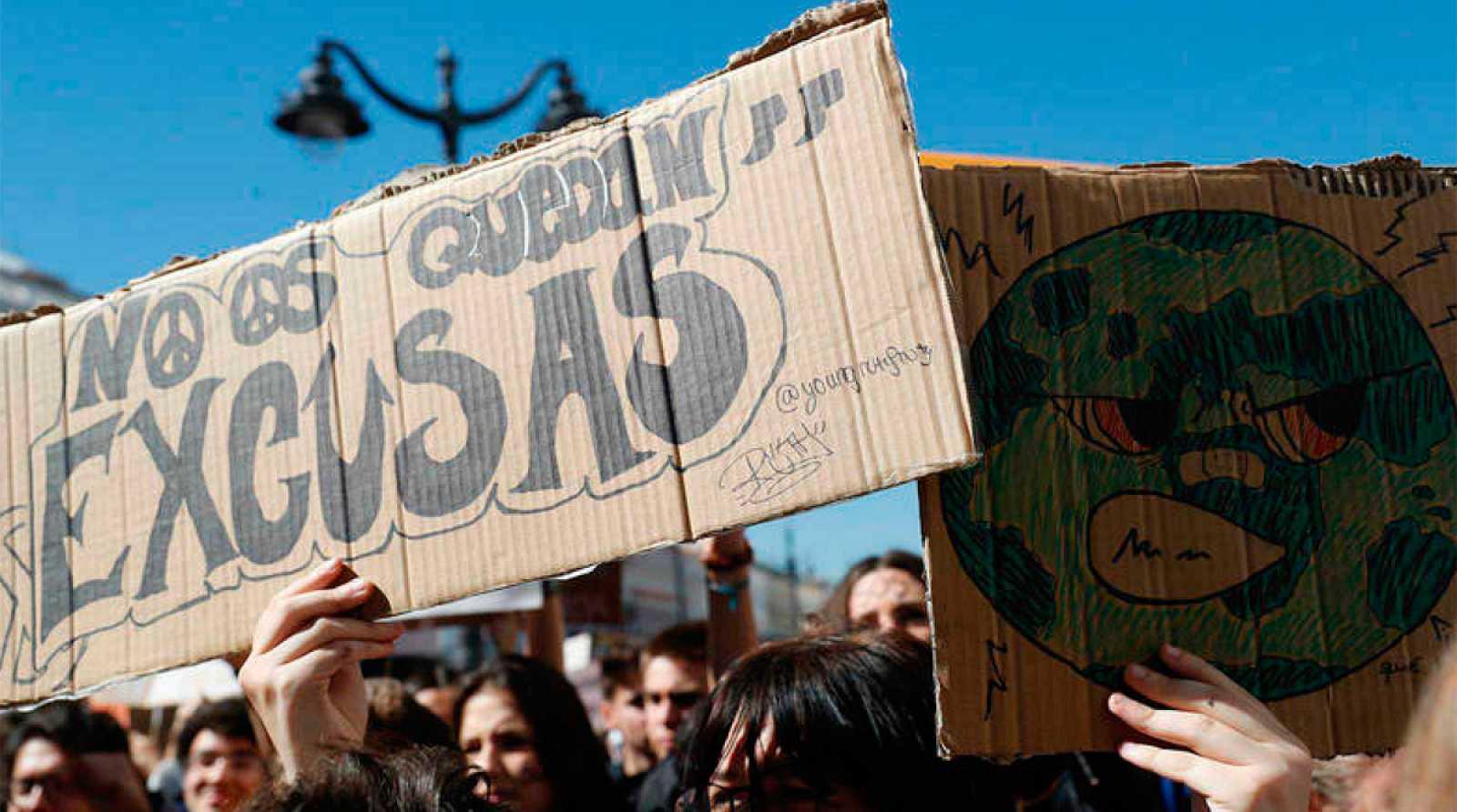 En España ya casi nadie niega que el cambio climático exista. Tan solo un 3% de la población. Y además, el 92% parece tener claro que el ser humano es el responsable de este fenómeno. Son datos de la encuesta Los españoles ante el cambio climático, r