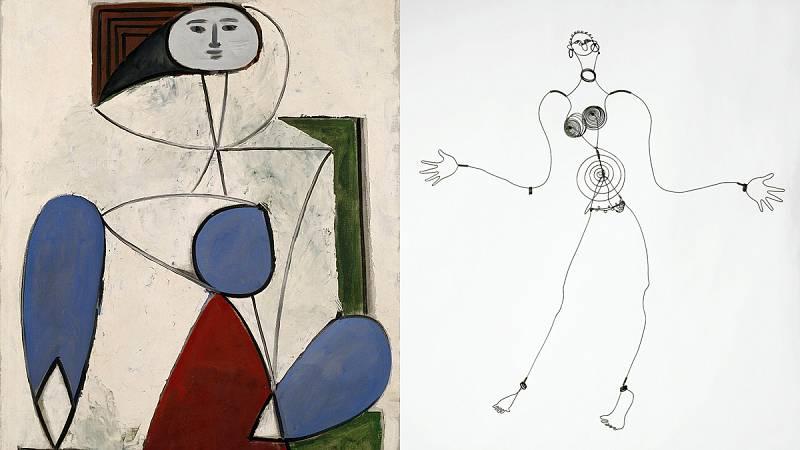 El Museo Picasso Málaga presenta la exposición Calder-Picasso