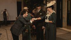 Alfonso recibe a Bellita como una estrella en la première
