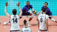 Voleibol - Campeonato de Europa Masculino. 1/4 Final: Francia - Italia