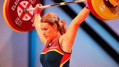 Halterofilia - Campeonato del Mundo 2019. Final 81 kg. Femenino