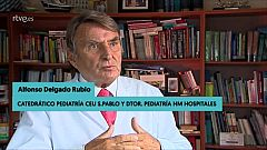 """Alfonso Delgado, pediatra: """"No hay que bajar la guardia frente al sarampión"""""""