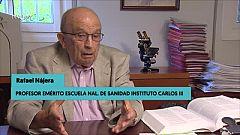 """Rafael Nájera, virólogo: """"La familia debe ser un agente sanitario"""""""