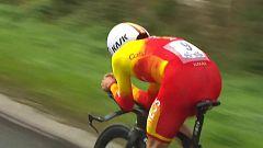 Ciclismo - Campeonato del mundo en ruta contrarreloj élite masculina