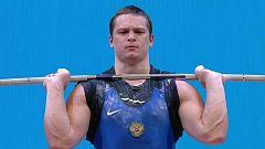 Halterofilia - Campeonato del Mundo 2019. Final 102 kg. Masculino