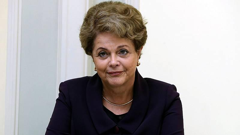"""Dilma Rousseff: """"El gobierno Bolsonaro es un gobierno neofascista"""""""