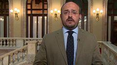Los desayunos de TVE - Alejandro Fernández, presidente del PP de Cataluña