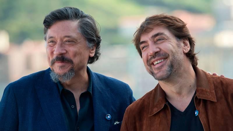 Javier Bardem presenta en San Sebastián el documental 'Santuario'