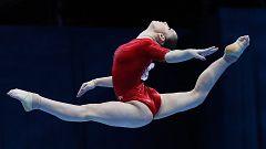 Roxana Popa, la historia de superación del gran regreso de la gimnasia española