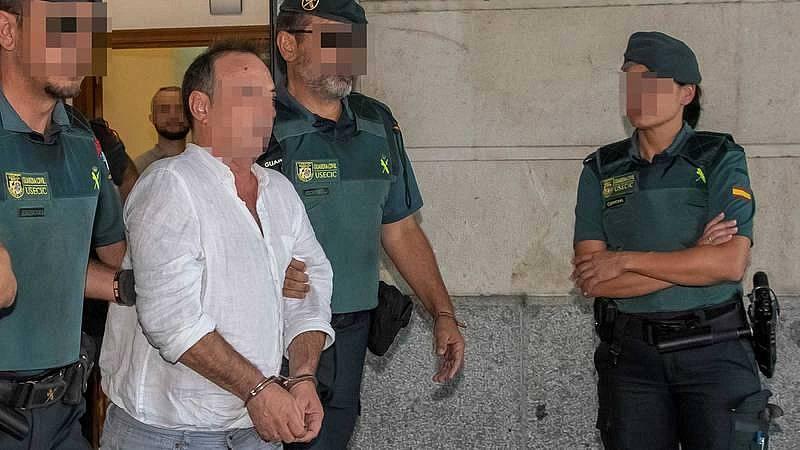Prisión provisional, comunicada y sin fianza parael gerente de Magrudis y uno de sus hijos