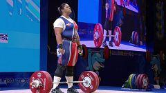Halterofilia - Campeonato del Mundo 2019. Final 87 kg. Femenina