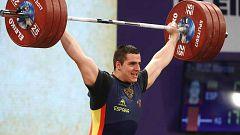 Halterofilia - Campeonato del Mundo 2019. Final 109 kg. Masculina