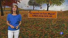 El tiempo en Andalucía - 27/09/19