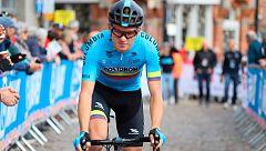 La mala fortuna de Germán Darío Gómez en el Mundial de ciclismo sub23 tuvo su explicación